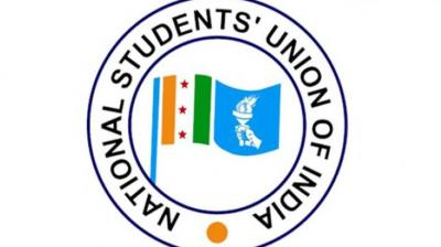 NSUI Observes Bandh At Engg Colleges