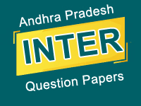 AP Inter II year Chemistry (EM) 2020 Model paper-2
