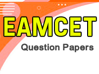 AP EAMCET 2015 Engineering Question Paper Key Solu