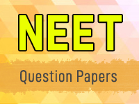 NEET 2019 Session-1 Question paper