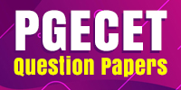 TS PGECET 2020 Civil Engineering QP