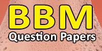 KRU BBM 3rd Year Cost & Management Accounting QP